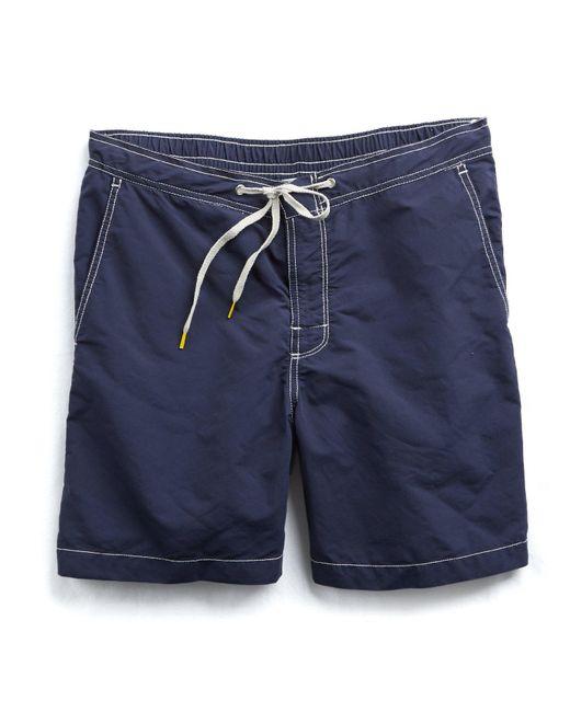 Hartford - Blue Kuta + Pochette Swimwear In Navy for Men - Lyst