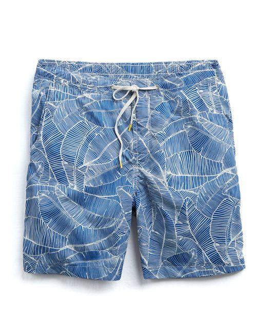 Hartford - White Kuta Swimwear Palms Print for Men - Lyst