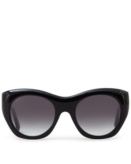 Tod's - Black Sunglasses - Lyst