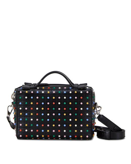 Tod's - Black Gommino Bag Mini - Lyst