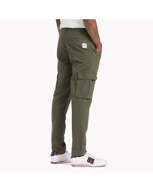 cc518408 ... Tommy Hilfiger - Green Scanton Dynamic Stretch Jeans for Men - Lyst ...