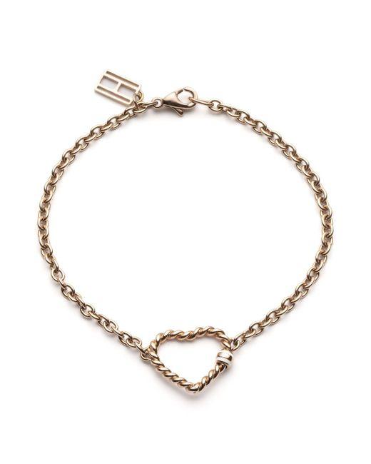 Tommy Hilfiger | Metallic Bracelet | Lyst