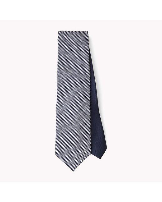 Tommy Hilfiger | Blue Silk Tie for Men | Lyst