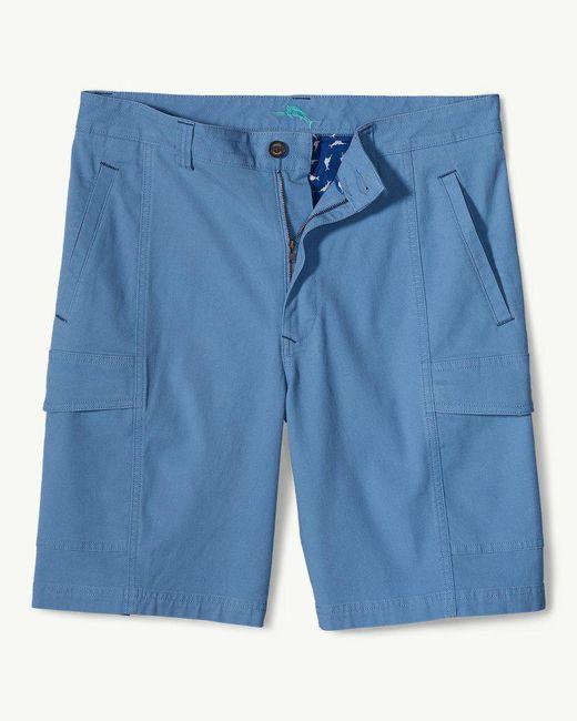 Tommy Bahama - Blue Key Isles 10-inch Cargo Shorts for Men - Lyst