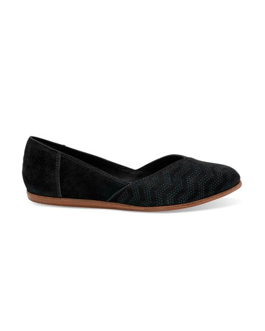 TOMS | Brown Classic Boucle Slip-on Shoe | Lyst