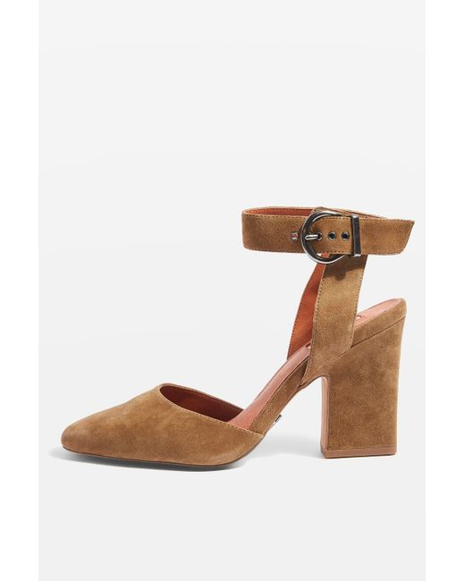 TOPSHOP | Multicolor Grande Mary Jane Shoes | Lyst
