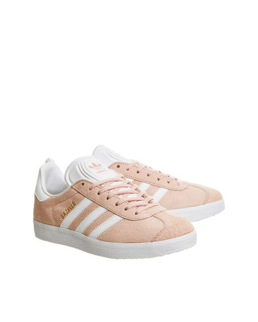 Office | Pink Gazelle Trainers By Originals | Lyst