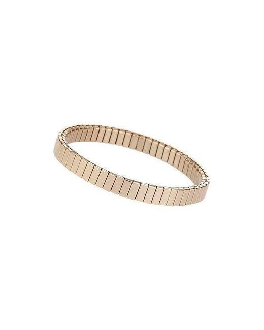 TOPSHOP - Metallic Ridge Stretch Bracelet - Lyst
