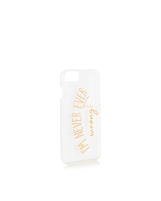 Skinnydip London | Multicolor Never Wrong Case For Iphone By Skinny Dip | Lyst