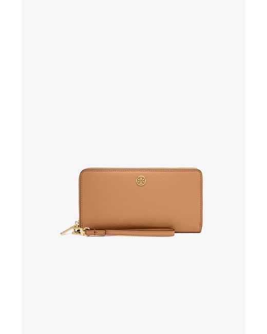 Tory Burch | Multicolor Parker Zip Continental Wallet | Lyst