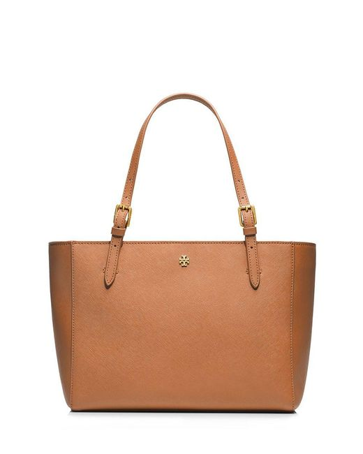Tory Burch | Multicolor York Small Buckle Tote | Lyst