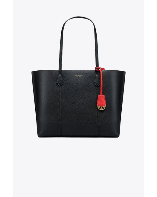 Tory Burch - Black Perry Triple-compartment Tote - Lyst