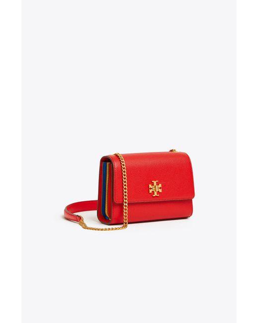 Tory Burch - Red Kira Mini Bag - Lyst