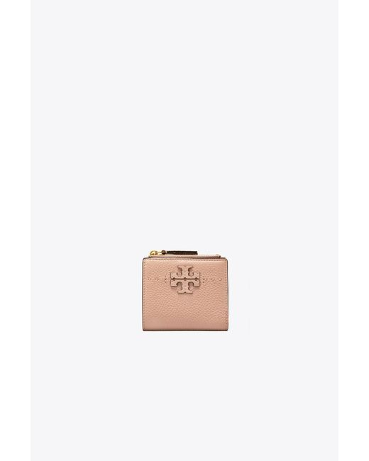 Tory Burch - Multicolor Mcgraw Mini Foldable Wallet - Lyst