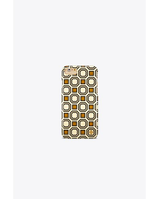 Tory Burch - Multicolor Geo Hardshell Case For Iphone 8 - Lyst