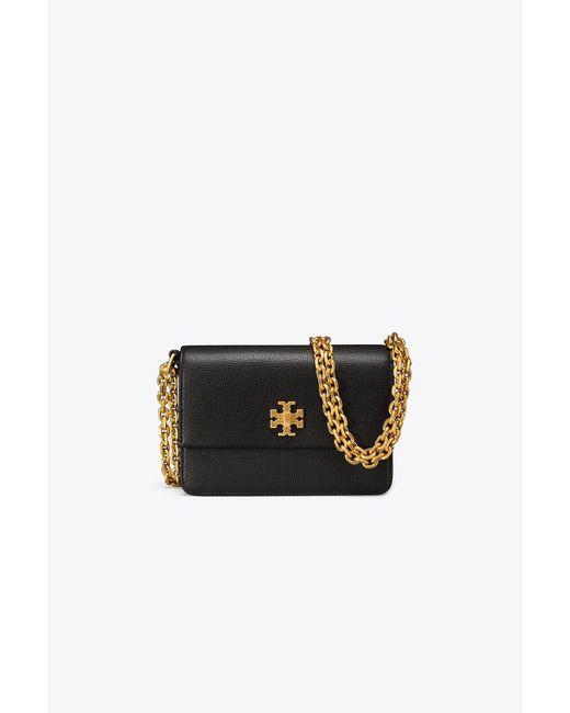 Tory Burch - Black Kira Double-strap Mini Bag - Lyst