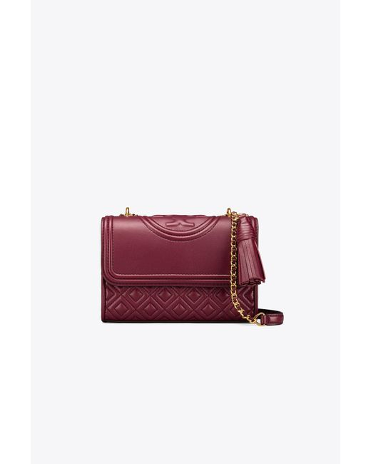 Tory Burch - Multicolor Fleming Small Convertible Shoulder Bag - Lyst