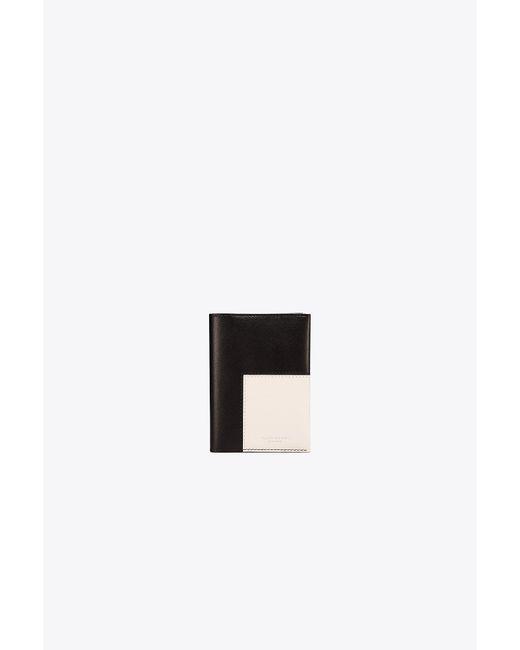 Tory Burch - Black Block-t Travel Passport Holder - Lyst