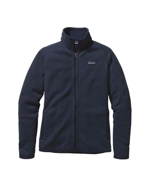 Patagonia - Blue Better Sweater Fleece Jacket - Lyst