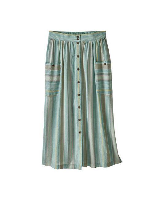 Patagonia - Green Lightweight A/c® Skirt - Lyst