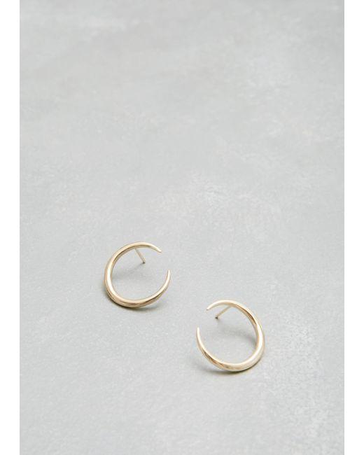 Gabriela Artigas - Metallic 14k Yellow Eternal Earrings - Lyst