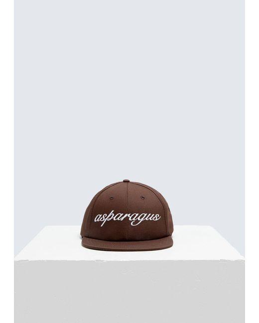 Camiel Fortgens - Brown Asparagus Cap for Men - Lyst