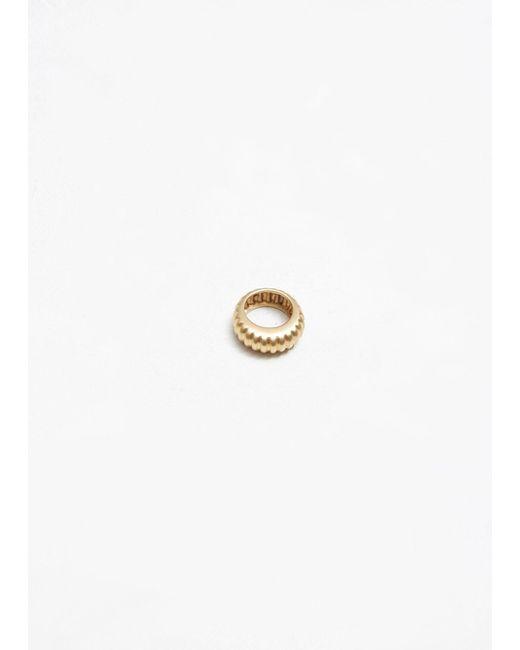 Ming Yu Wang - Multicolor Shell Ring - Lyst