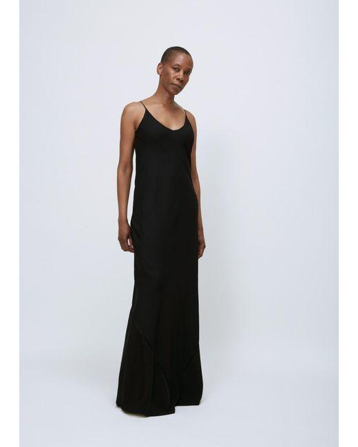 David Michael | Black Long Biaz Slip Dress | Lyst