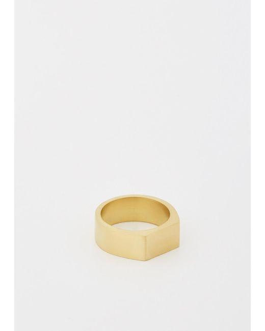 Ming Yu Wang | Metallic Brass Paradox Ring | Lyst