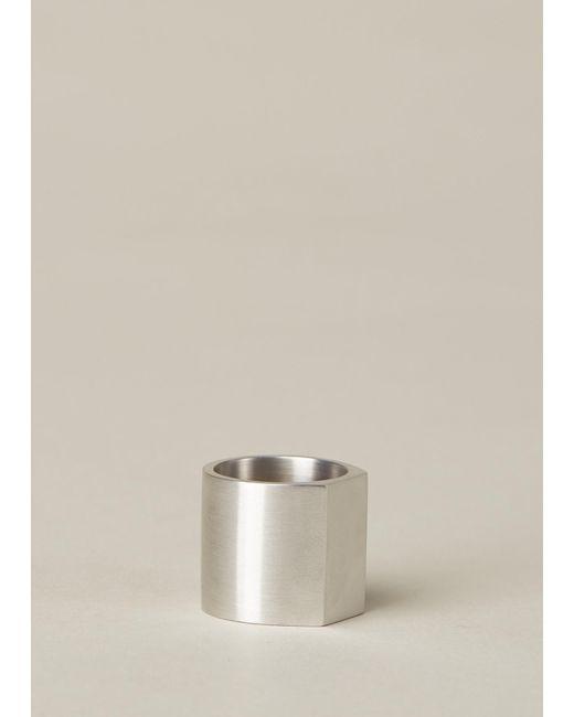 Ming Yu Wang | Metallic Sterling Silver Primer Ring | Lyst