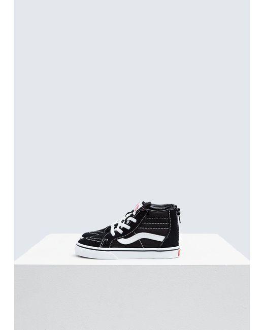 Vans - Black Sk8-hi Zip Sneaker for Men - Lyst ... d31bc8548