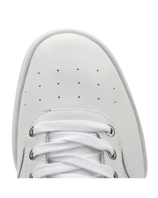 timeless design 36740 dc54a ... Ellesse - Piacentino Mens White Trainers for Men - Lyst ...