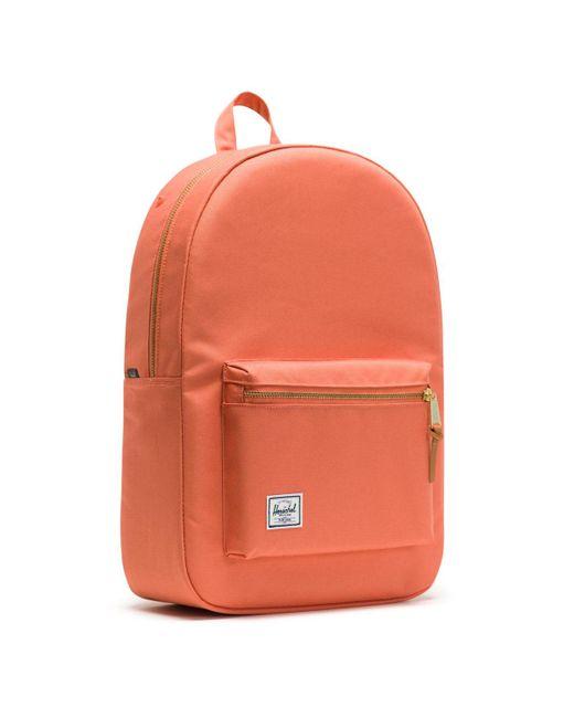 Herschel Supply Co. - Orange Settlement Apricot Brandy Backpack - Lyst