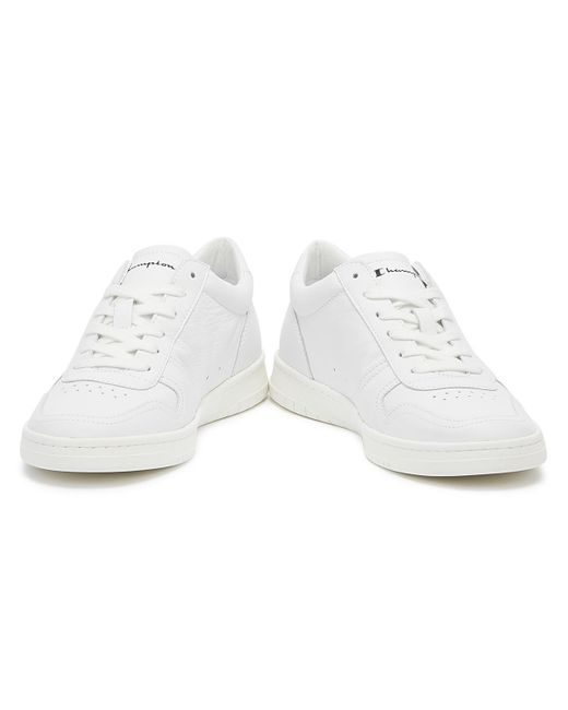 e3fc111bf ... Champion - 919 Roch Low Sneaker With Large Logo In White for Men - Lyst  ...