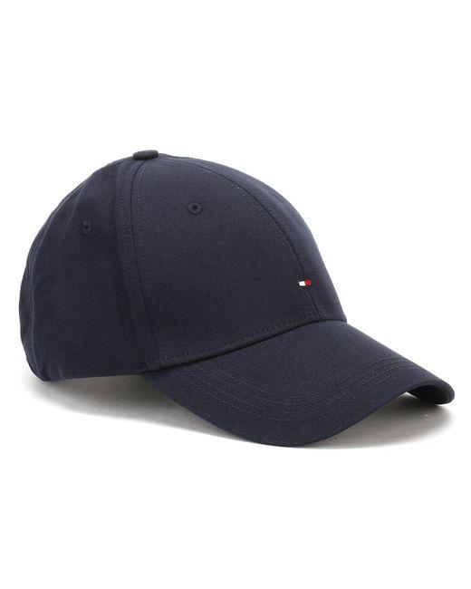 0edfdaa7 Tommy Hilfiger - Blue Midnight Black Classic Bb Cap for Men - Lyst ...