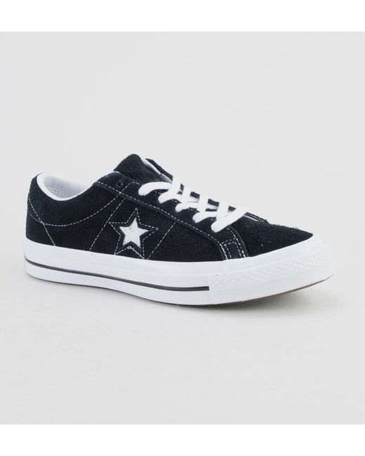 d0874ac1c0ac23 Converse - Multicolor 158369c One Star Ox Trainers - Lyst ...