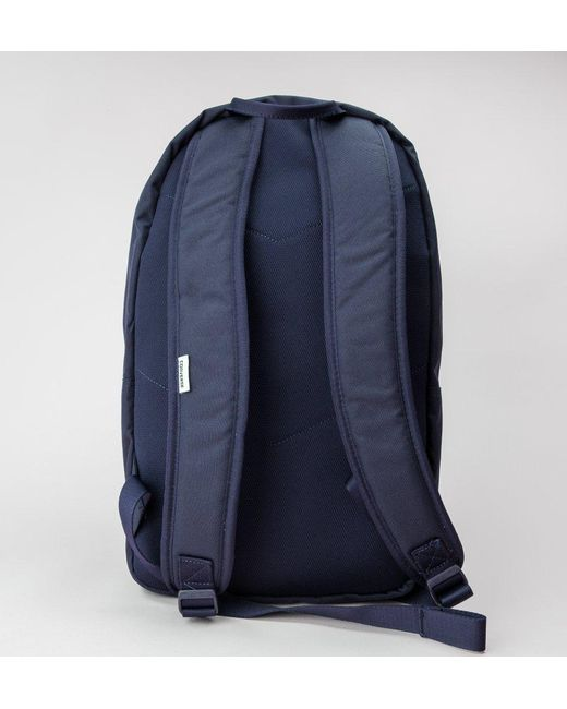197a13bbb50b Converse Edc Poly Backpack Navy Bags in Blue for Men - Save 8% - Lyst