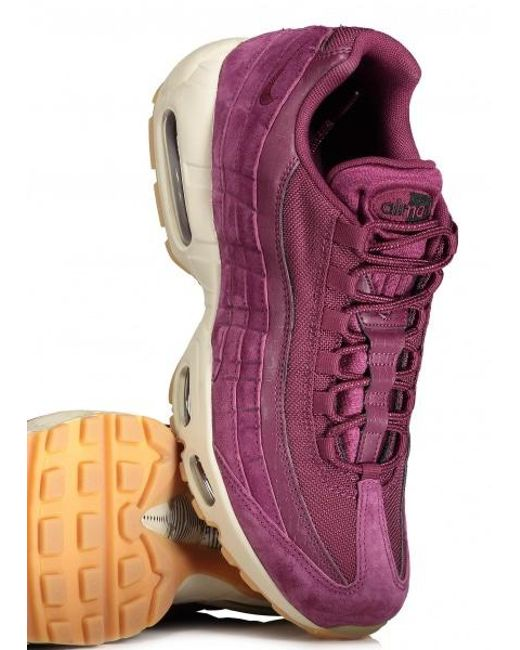 c02509ca72 Nike Air Max 95 Se in Purple for Men - Save 33% - Lyst