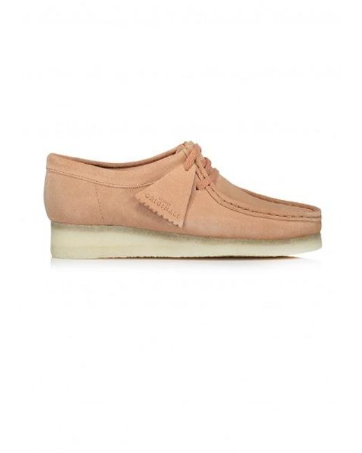 Clarks - Natural Wallabee - Lyst