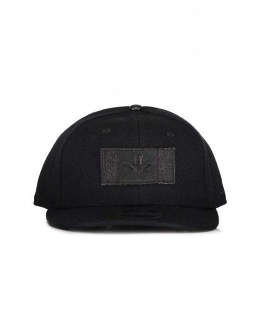 dae0c23d0f1 Men's Black Melton Wool Cap