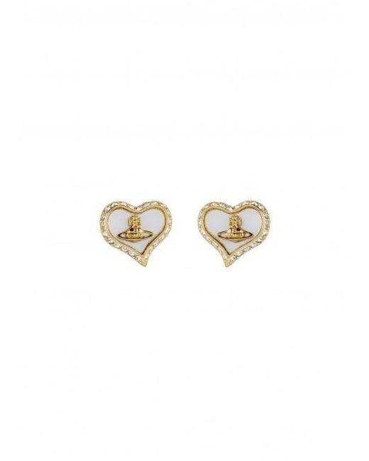 Vivienne Westwood - Metallic Petra Earrings - Lyst