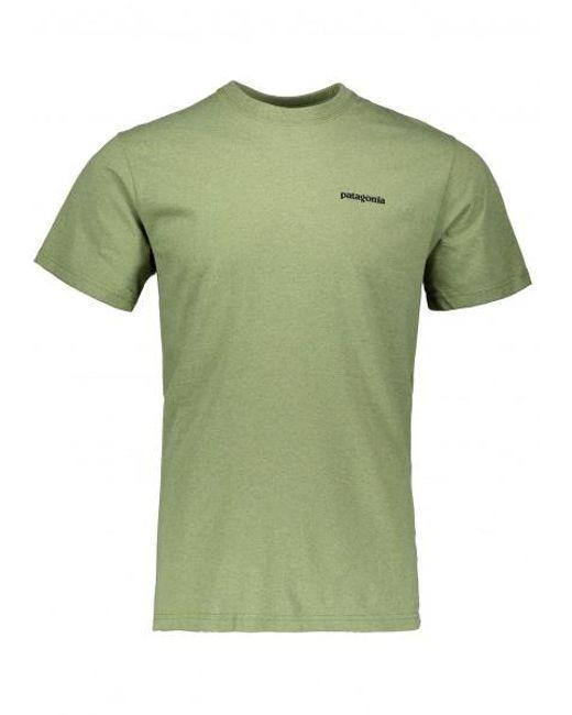 Patagonia - Green P-6 Responsibili-tee T-shirt for Men - Lyst