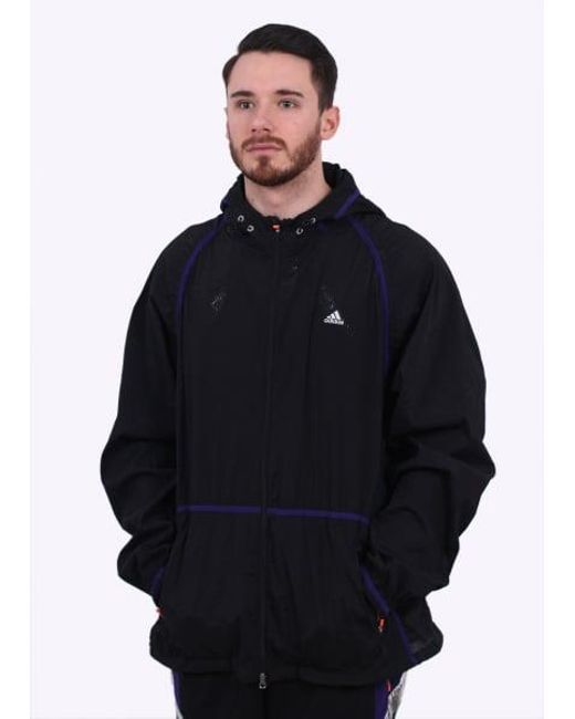 Adidas Originals | Black X Kolor Wvn Jkt for Men | Lyst