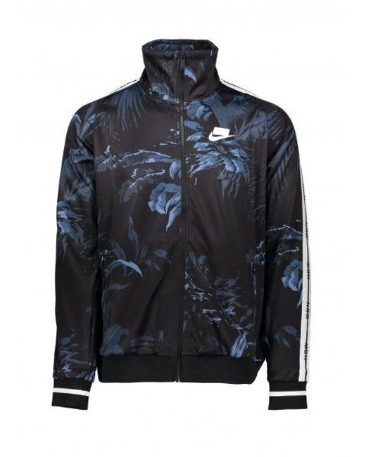 Nike - Black Nsw Track Jacket for Men - Lyst ... 854281ff6