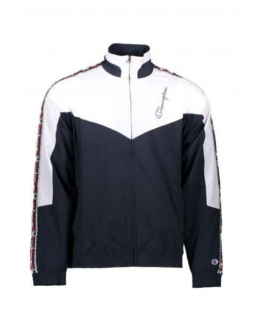 19b071e5c Champion Full Zip Top in Blue for Men - Save 59% - Lyst