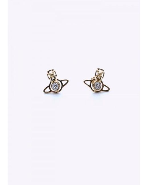 3a2d9e0ec Vivienne Westwood - Metallic Nora Earrings - Lyst ...