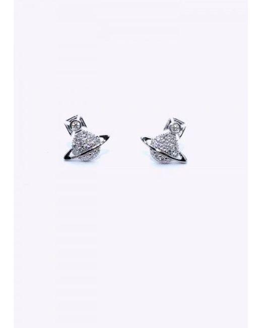 Vivienne Westwood - Metallic Tamia Earrings - Lyst