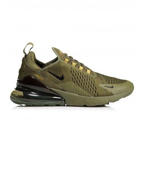 cca84f34d7fb Nike - Green Air Max 270 for Men - Lyst ...