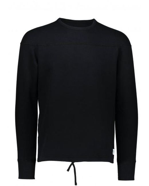 Reigning Champ - Black Double Knit Crew for Men - Lyst