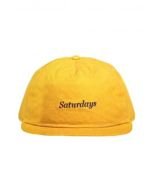 Saturdays NYC - Yellow Stanley Mineral Cap for Men - Lyst